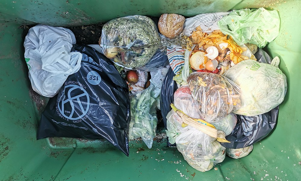 Un Romand sur trois ignore ce que deviennent les déchets de cuisine après le tri