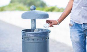 Comment Lancy parvient à recycler le 60% de ses poubelles de rue