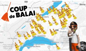 Plus de 90 actions «Coup de balai» auront lieu en septembre