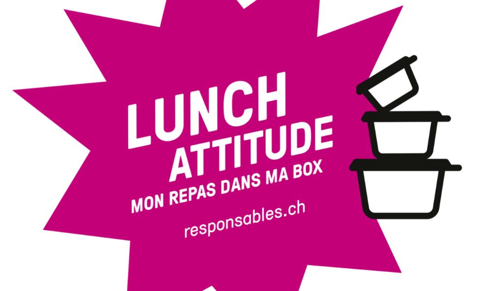 La Lunch Attitude débarque dans le canton de Vaud!